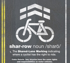 sharrows definition