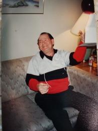Grandpa Howie 1985