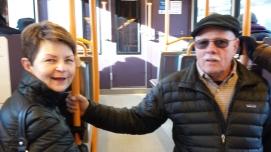Public transportation fans