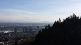 View of Portland