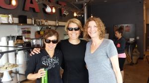 Les, Heidi & Karen
