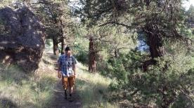 Tumalo Park River Trail