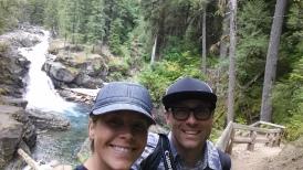 Laughing Creek hike 10