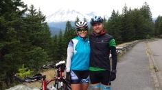 Base of Mt Rainer ride