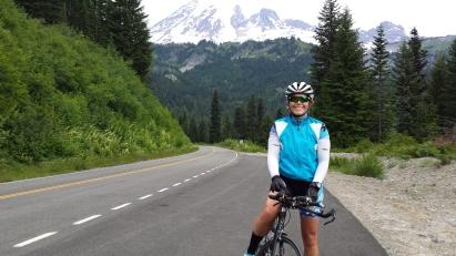 Base of Mt Rainer ride 2