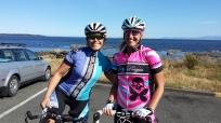 Victoria bike ride